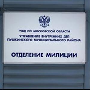 Отделения полиции Змеиногорска