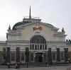 Железнодорожные вокзалы в Змеиногорске