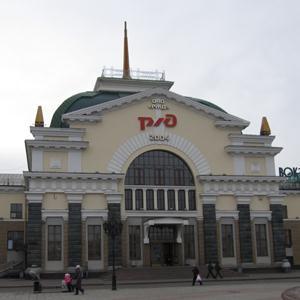 Железнодорожные вокзалы Змеиногорска